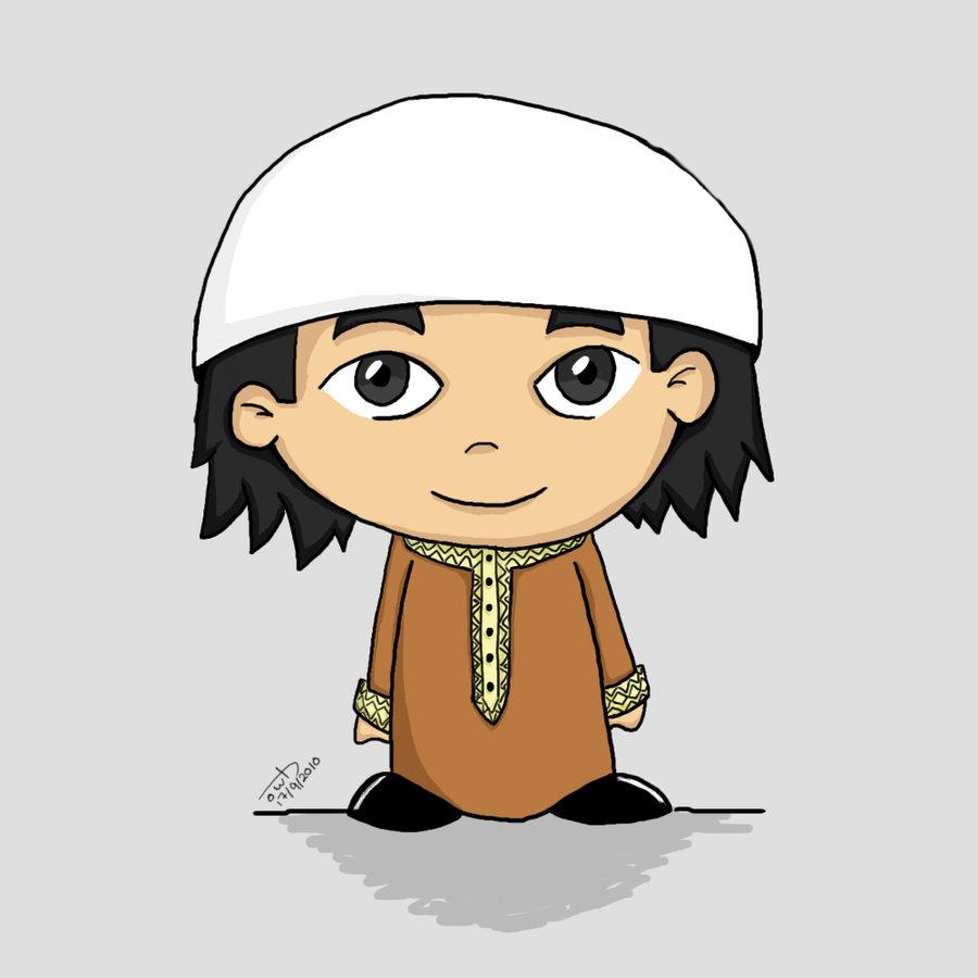 Foto Muslimah Kartun Gambar Anak Muslim Genuardis Portal Download