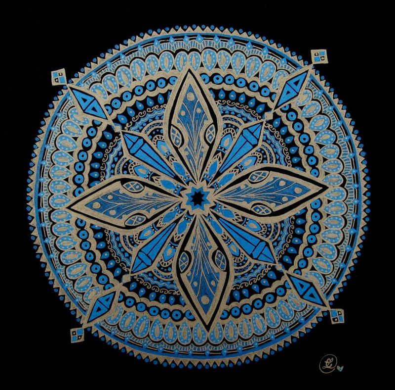 Islamic art network auto design tech for Arabesque style decoration