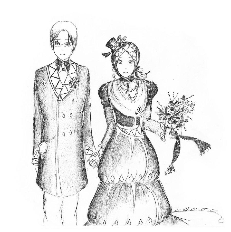Easy Anime Couples Dra...