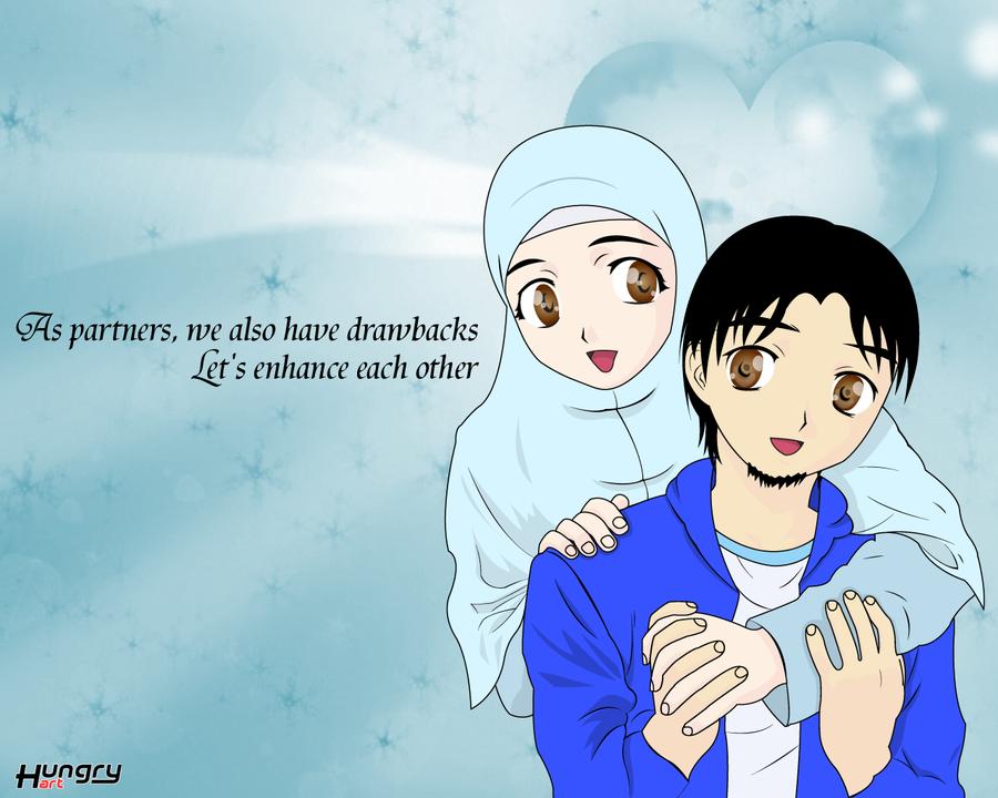 muslim cartoon wallpaper - photo #22