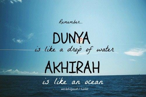 Reality of Dunya