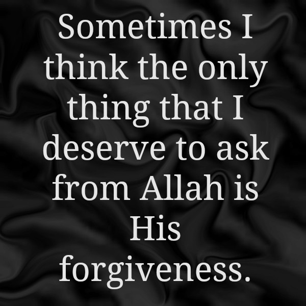 ASKING FOR FORGIVENESS Quotes Like Success