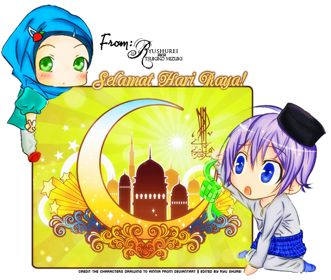 Muslim Manga And Anime Drawings