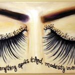 Prophet Muhammad Quote: Modesty