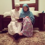 Studying Quran Together