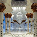 Abu Dhabi's Sheikh Zayed Grand Mosque (UAE)