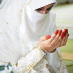 Bride in Prayer