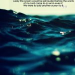 If the Ocean Became Ink (Quran 18:109)