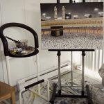 Painting of al-Masjid al-Haram and the Kaaba