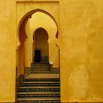 Islamic architecture - arches and stairs