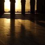 Sunlit arches (Morocco)