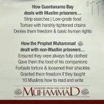 How the Prophet (sallallahu alayhi wa sallam) dealt with non-Muslim prisoners