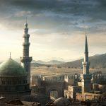 Dusk On Medina (painting)
