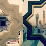 Masjid al-Haram and Masjid an-Nabawi