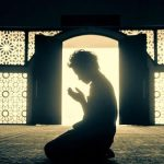 Man in Supplication